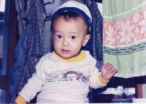 heechul baby