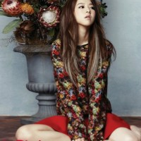 Park Bo Young for 'InStyle' Magazine