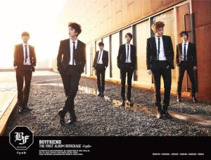 [Download] (Album) Boyfriend-I Yah