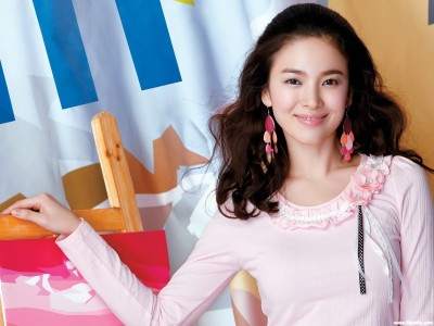 Artis Wanita Korea Cantik Alami tanpa Operasi Plastik