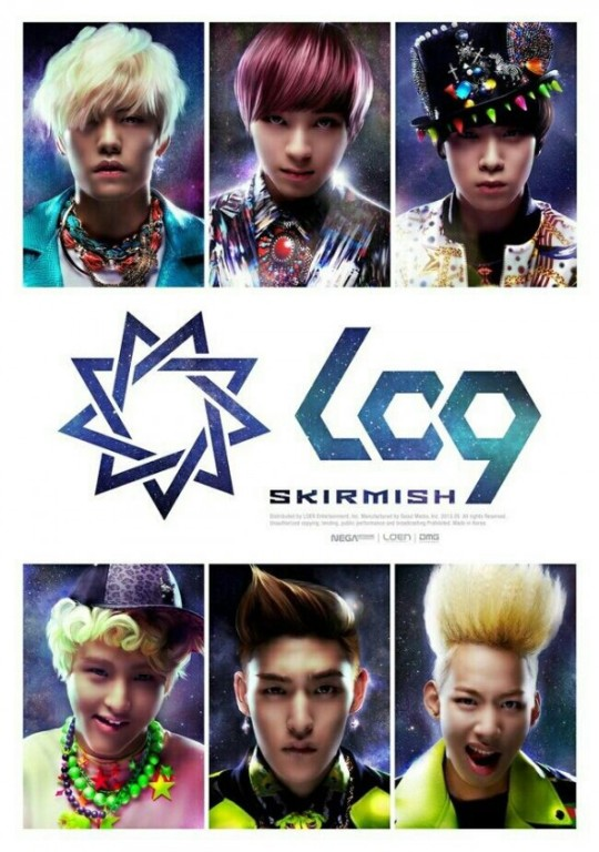 Video Klip Debut Boyband LC9 - MaMa Beat