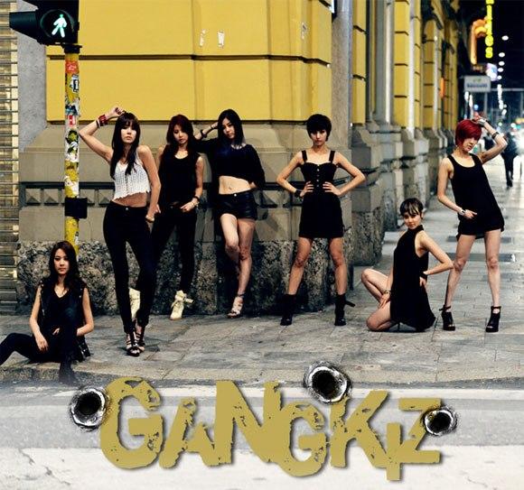 Profil dan Biodata Girlband Gangkiz